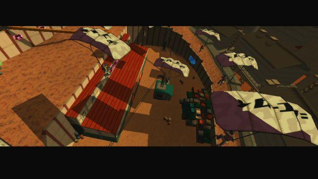 Jet Set Radio - Screenshots - Bild 4