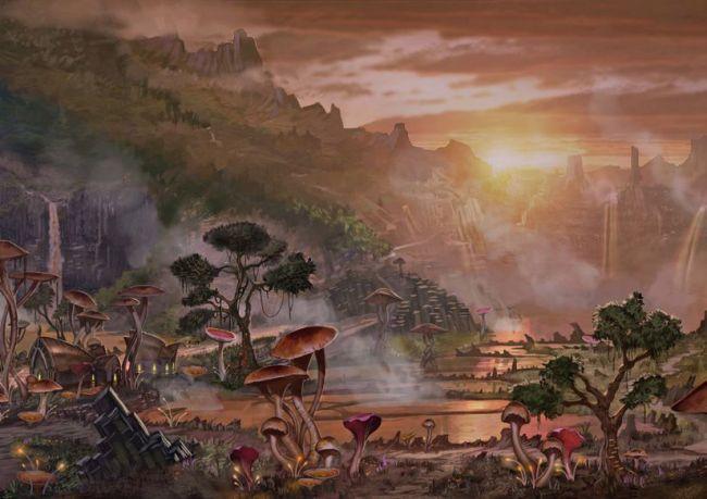 The Elder Scrolls Online Geleakte Bilder - Artworks - Bild 8