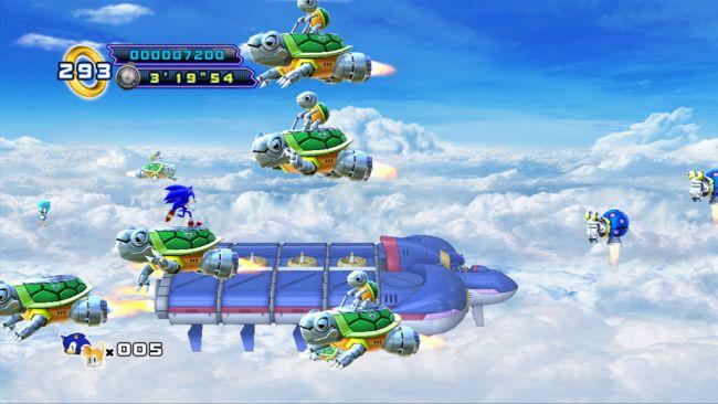Sonic the Hedgehog 4: Episode 2 - Screenshots - Bild 12