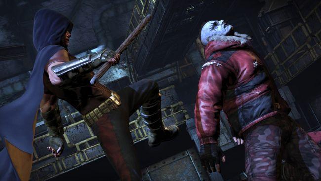 Batman: Arkham City DLC: Harley Quinn's Revenge - Screenshots - Bild 5
