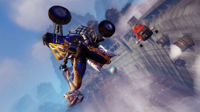 Mad Riders - Screenshots - Bild 11