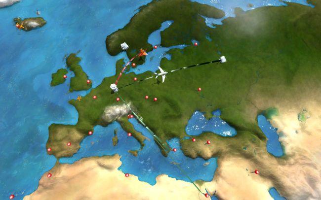 Airline Tycoon 2 DLC: Falcon Lines - Screenshots - Bild 2