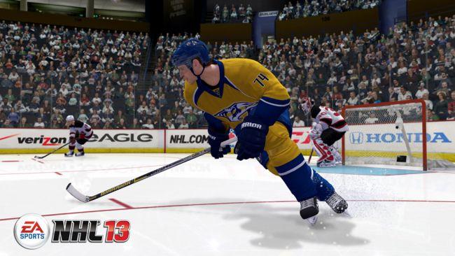NHL 13 - Screenshots - Bild 2