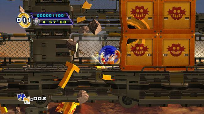 Sonic the Hedgehog 4: Episode 2 - Screenshots - Bild 18