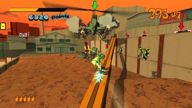 Jet Set Radio - Screenshots - Bild 2