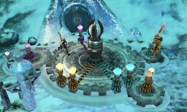 Heroes of Ruin - Screenshots - Bild 17