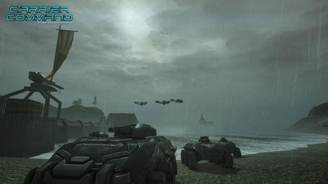 Carrier Command: Gaea Mission - Screenshots - Bild 6