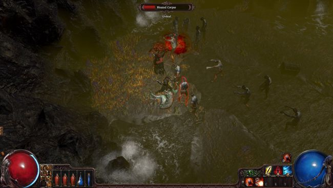 Path of Exile - Screenshots - Bild 3