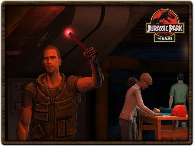 Jurassic Park: The Game - Screenshots - Bild 5