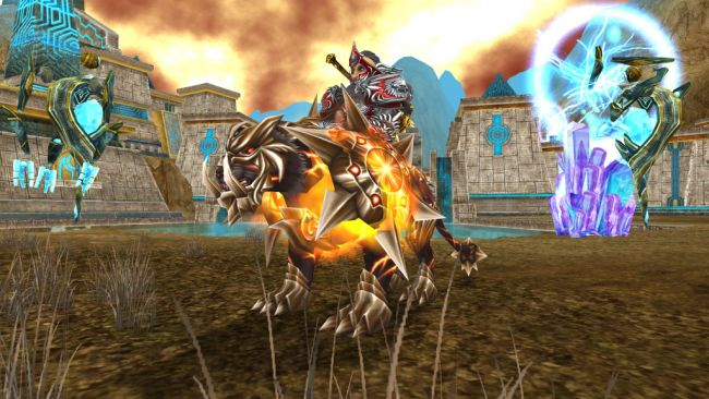 Runes of Magic Chapter V: Fires of Shadowforge - Screenshots - Bild 6