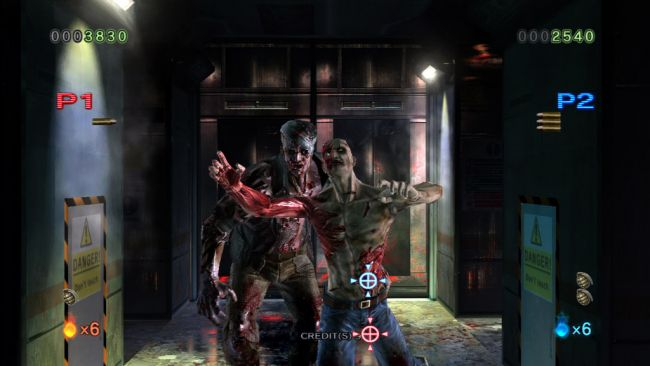 The House of the Dead 4 - Screenshots - Bild 6