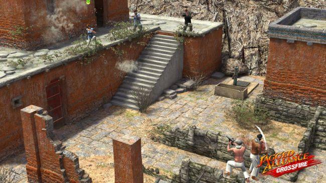 Jagged Alliance: Crossfire - Screenshots - Bild 4