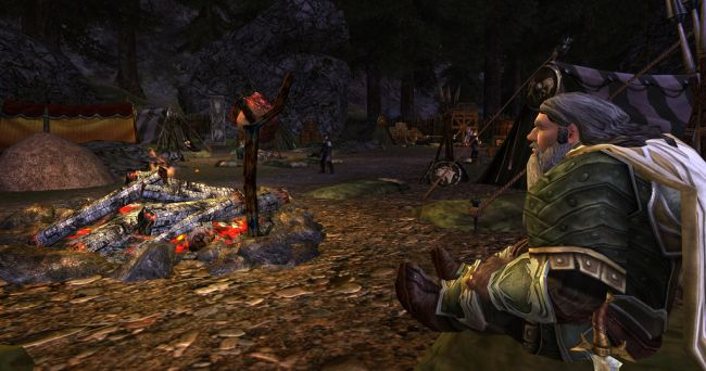 Der Herr der Ringe Online: Reiter von Rohan - Screenshots - Bild 1