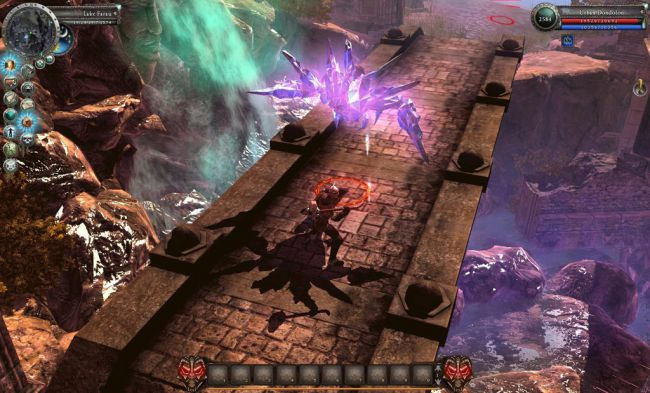 Legends of Dawn - Screenshots - Bild 6