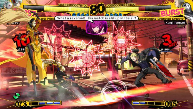 Persona 4 Arena - Screenshots - Bild 26
