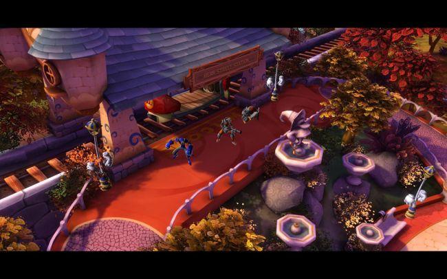 Dungeonland - Screenshots - Bild 1