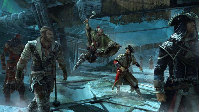 Assassin's Creed III - Screenshots - Bild 9