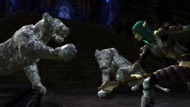 Dungeons & Dragons Online: Bedrohung durch das Unterreich - Screenshots - Bild 13