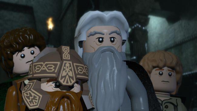 LEGO Der Herr der Ringe - Screenshots - Bild 2