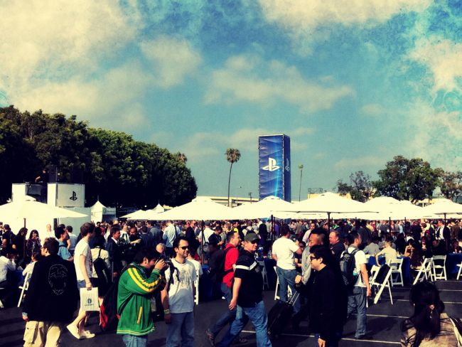 E3 2012 Fotos: Tag 1 - Artworks - Bild 25