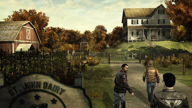 The Walking Dead: The Game Episode 2 - Screenshots - Bild 5