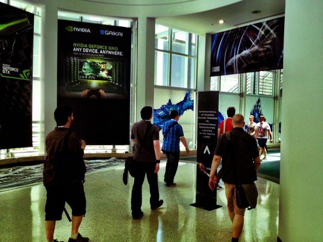 E3 2012 Fotos: Tag 1 - Artworks - Bild 16