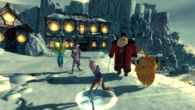 Rise of the Guardians: The Video Game - Screenshots - Bild 4
