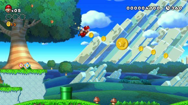 New Super Mario Bros. U - Screenshots - Bild 1