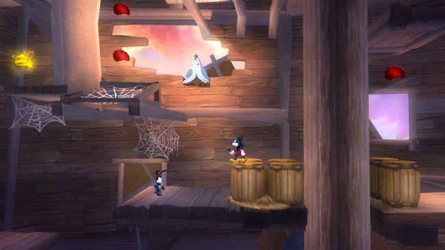 Disney Micky Epic: Die Macht der 2 - Screenshots - Bild 1