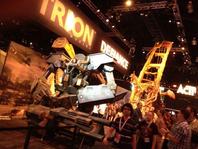 E3 2012 Fotos: Tag 2 - Artworks - Bild 1