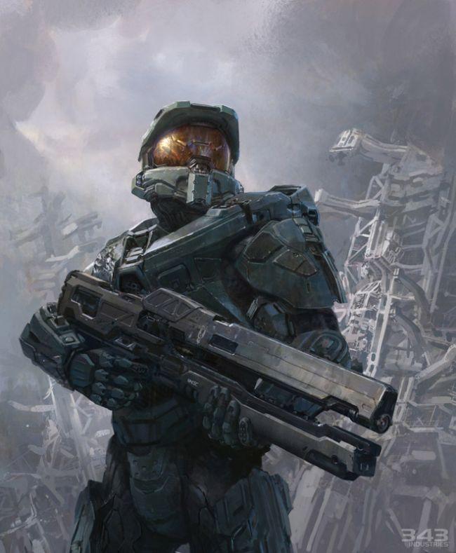 Halo 4 - Artworks - Bild 1