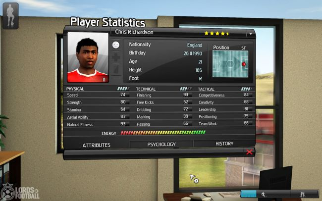 Lords of Football - Screenshots - Bild 3