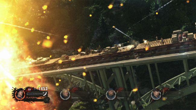 The Expendables 2 - Screenshots - Bild 7