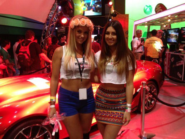 E3 2012 Fotos: Tag 1 - Artworks - Bild 7