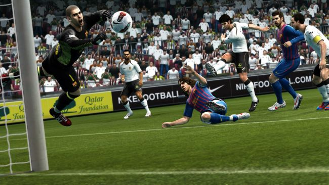 Pro Evolution Soccer 2013 - Screenshots - (PC, PS3, X360)