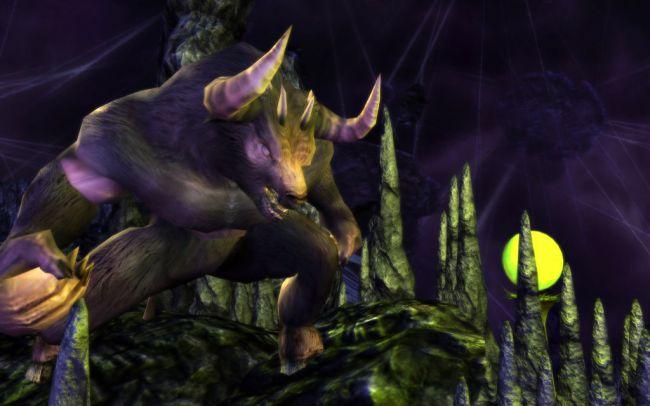 Dungeons & Dragons Online: Bedrohung durch das Unterreich - Screenshots - Bild 22