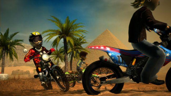 Avatar Motocross Madness - Screenshots - Bild 3