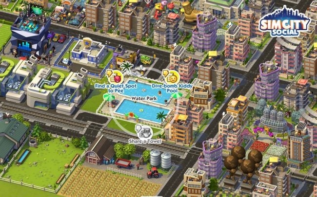 SimCity Social - Screenshots - Bild 3