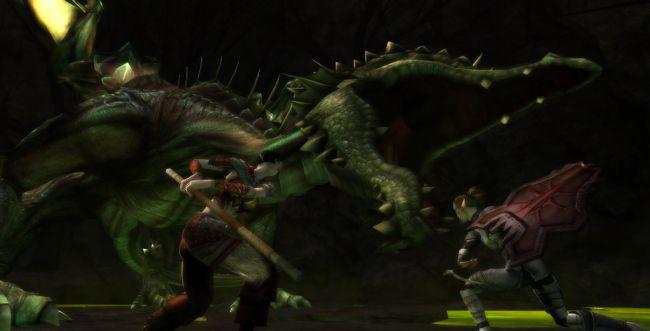 Dungeons & Dragons Online: Bedrohung durch das Unterreich - Screenshots - Bild 5
