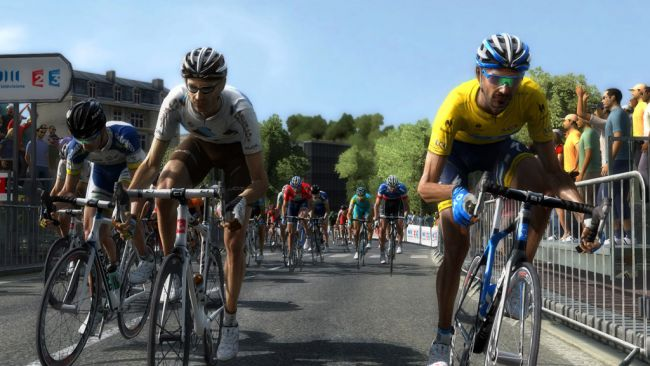 Le Tour de France Saison 2012: Der offizielle Radsport-Manager - Screenshots - Bild 5