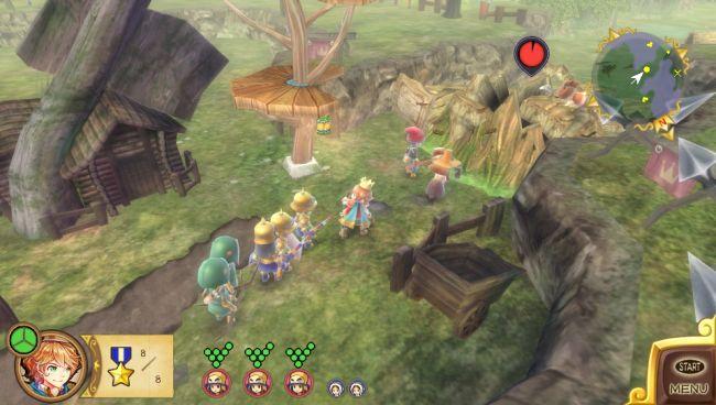New Little King's Story - Screenshots - Bild 6