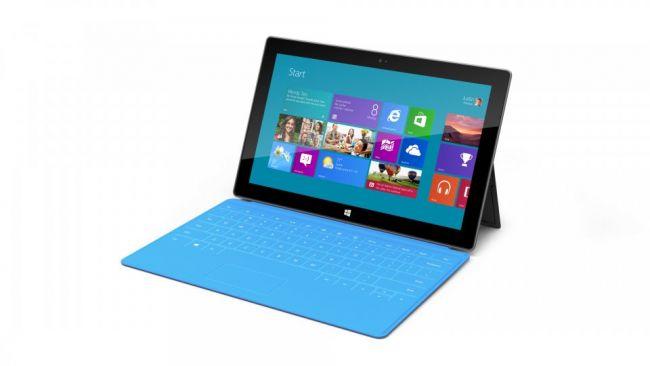 Microsoft Surface - Screenshots - Bild 1
