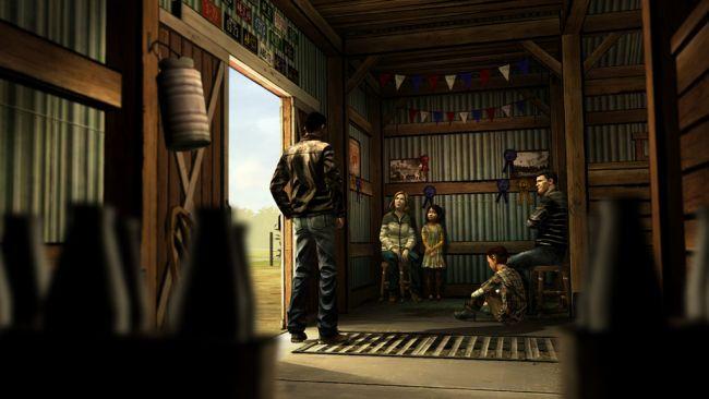 The Walking Dead: The Game Episode 2 - Screenshots - Bild 3