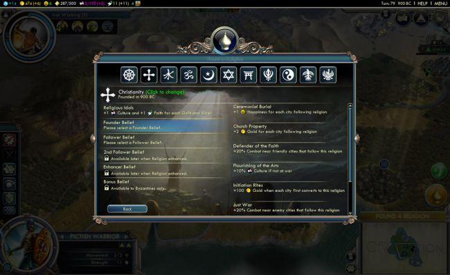 Civilization V: Gods & Kings - Screenshots - Bild 1