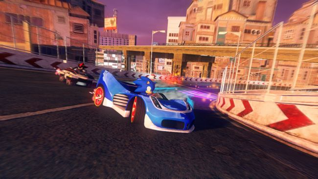 Sonic & SEGA All-Stars Racing Transformed - Screenshots - Bild 12