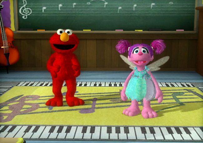 Sesamstraße: Elmo's Musical Monsterpiece - Screenshots - Bild 3