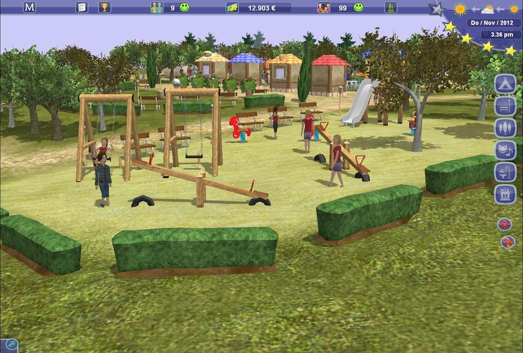 camping manager 2012 screenshots von gameswelt