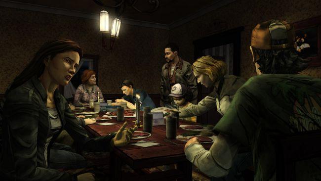 The Walking Dead: The Game Episode 2 - Screenshots - Bild 4