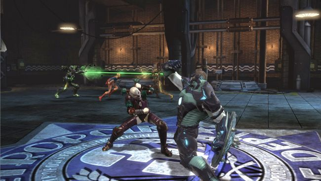 DC Universe Online DLC: The Last Laugh - Screenshots - Bild 10