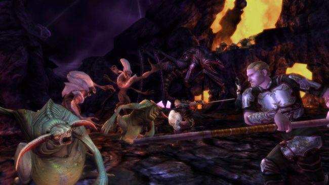 Dungeons & Dragons Online: Bedrohung durch das Unterreich - Screenshots - Bild 30